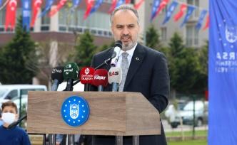 Bursa Büyükşehir'den 'yeşil' atılım
