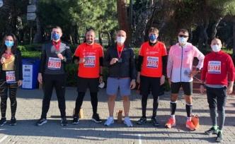 EGİAD üyeleri Maratonİzmir'de 'sürdürülebilirlik' için koştu