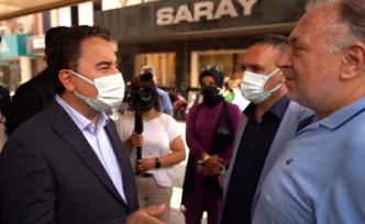 İzmir Ödemiş'te Babacan'a dert yandılar