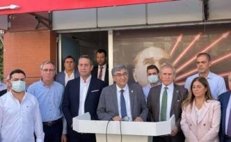"CHP'li Parlar: ""Halkımız derin sorunlarla karşı karşıya"""