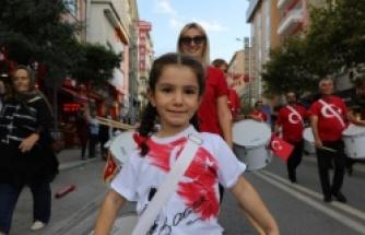 Gemlik'te Zeytin Festivali coşkusu