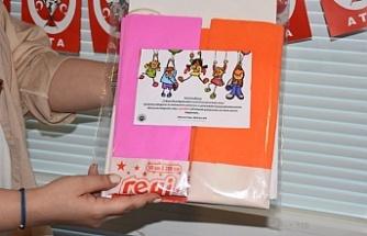 23 Nisan hediyesi Gemlik Belediyesi'nden
