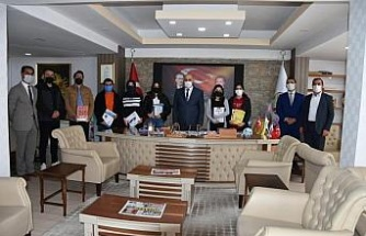 Malatya Doğanşehir'de kitap kurtları ödüllendirildi