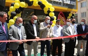 Alparslan Pide Kebap Izgara Sarayı Açıldı