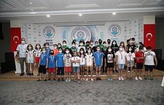 Bursalı satranççılar BTÜ'de buluştu