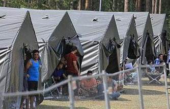 Letonya'dan kaçak göçmenlere karşı OHAL