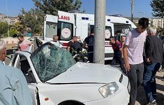 Adıyaman'da ehliyetsiz çocuk sürücü ağır yaralandı