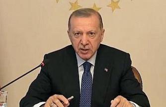 """Erdoğan'dan G20'ye mesaj: """"Türkiye yeni bir göçü kaldıramaz"""""""