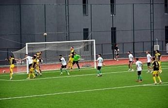 İzmir Aliağaspor FK, hazırlık maçında farklı kazandı