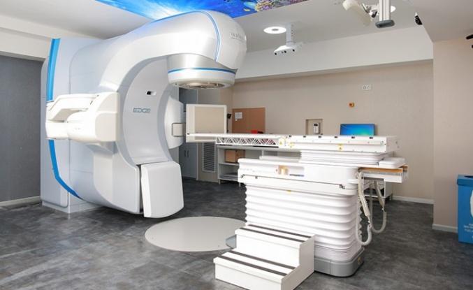 Batman'a kanser tanısında kullanılan tomografi cihazı kazandırıldı