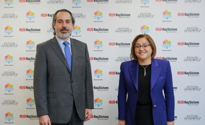 'Benim Şehrim' uygulaması ile Gaziantepliler şehrini yönetecek