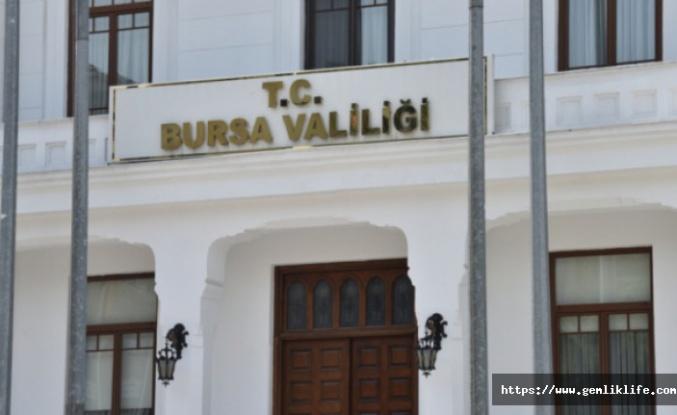 Bursa Valiliği'nden İl Hıfzıssıhha Kurul Kararı açıklaması