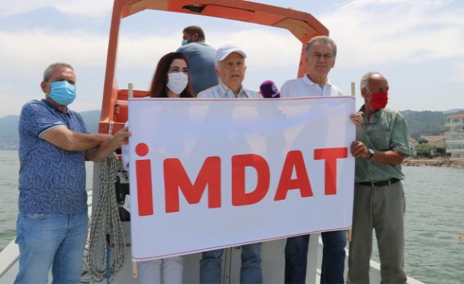 """Marmara Denizi """"İMDAT"""" diyor"""
