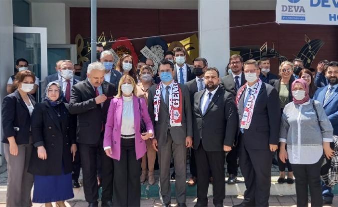 Gemlik Deva Partisi ilk kongresini yaptı