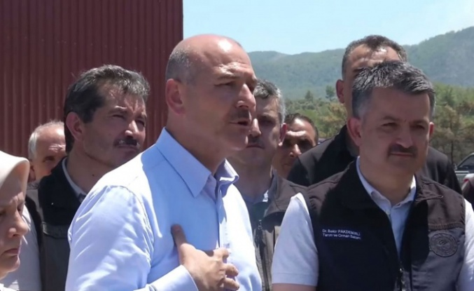 Bakanlar Muğla'da açıklama yapıyor (CANLI)