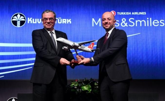 Kuveyt Türk ve Türk Hava Yolları'ndan güç birlikteliği