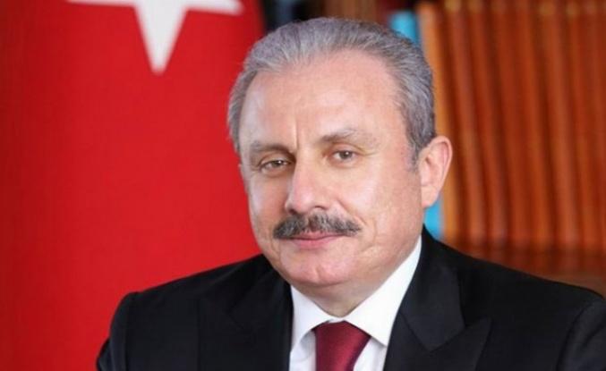 TBMM Başkanı Şentop'tan katliam kınaması