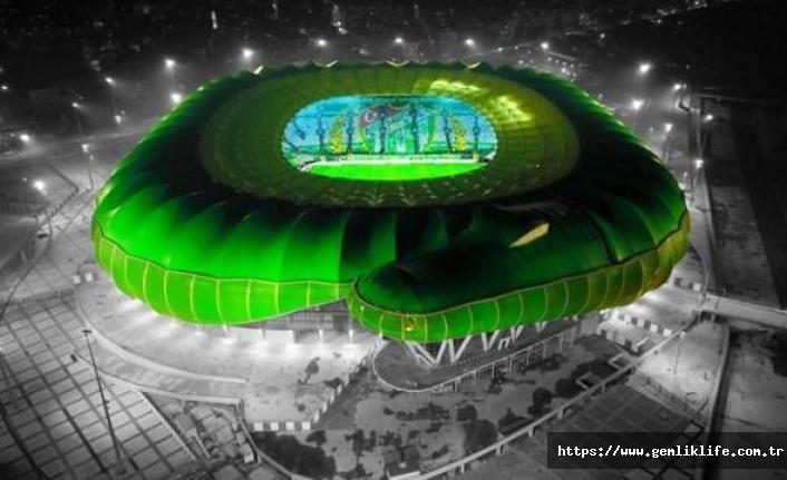 Adanur, stadın sponsor ismini açıkladı!