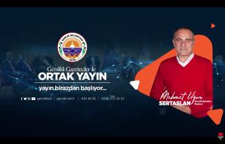 Gemlik Belediye Başkanı Mehmet Uğur Sertaslan Cevaplıyor